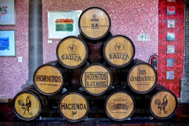 Ruta del Tequila (Casa Sauza)