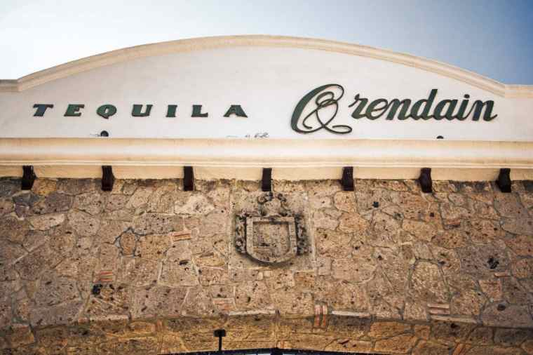 Ruta del Tequila (Casa Orendain.)