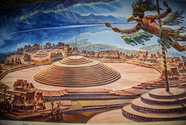 Tour Guachimontones Pirámides