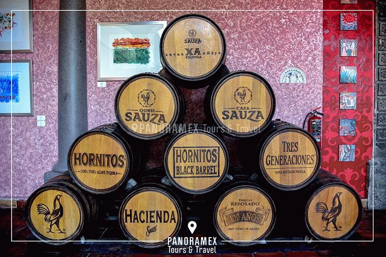 Tequila Trail Tour (Sauza Distillery)