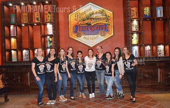 Tour VIP a Casa José Cuervo