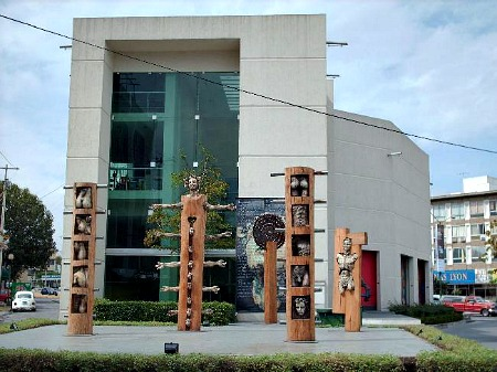 Modern art museum in Guadalajara city of Guadalajara Mexico vacations in Mexico where to visit in mexico things to do and see by tapatio tour guide