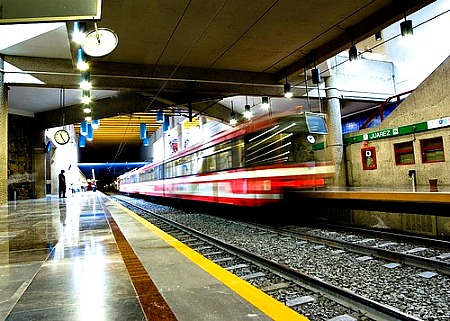 how to use public transportation in parramatta